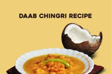 Daab Chingri Recipe