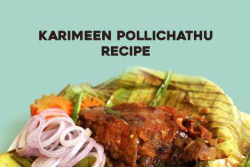 Karimeen Pollichathu Recipe
