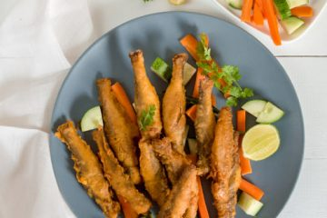 Topse Fish Fry Recipe