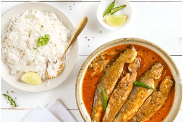 Spicy Bata Fish Curry Recipe