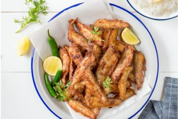 Kajoli Fish Fry Recipe