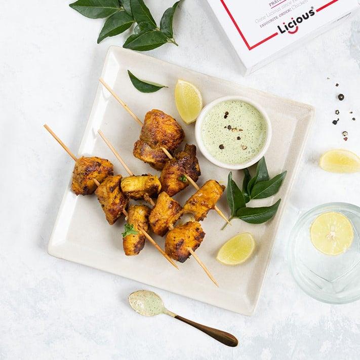 Achari Fish Tikka Recipe