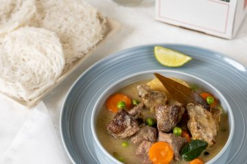 Mutton Stew Recipe