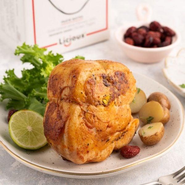 Chicken Galantine Recipe