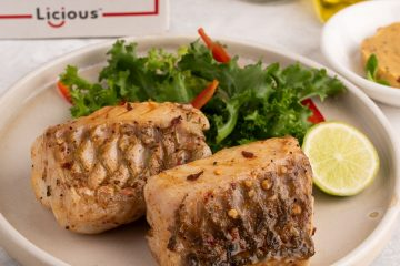 Fish With Café De Paris Butter Recipe