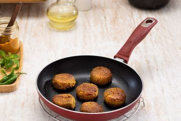 Hyderabadi Mutton Shami Kebab