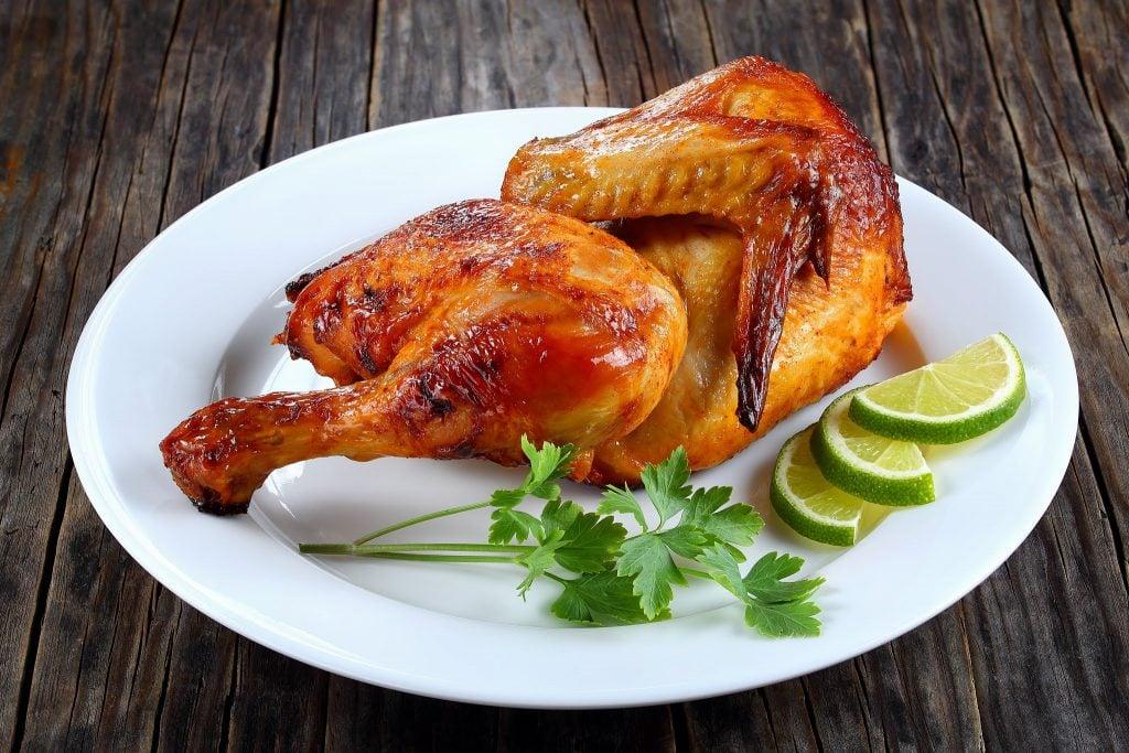 Sunday Roast Chicken Spatchcock Half