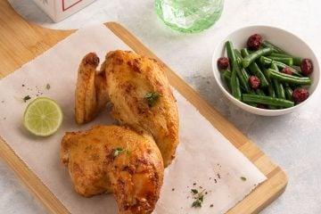 Thyme & Paprika Chicken