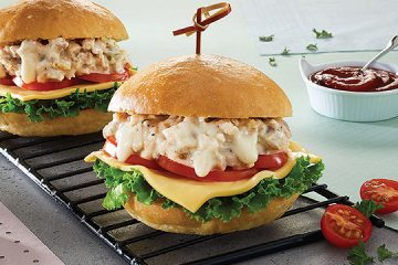 Grab n' go Chicken Slider
