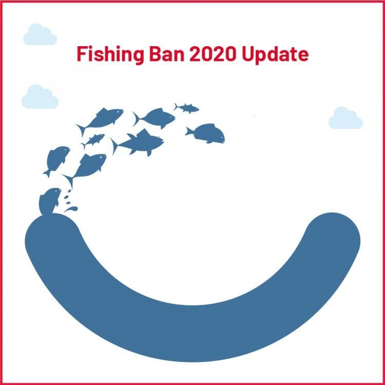 fishing ban update