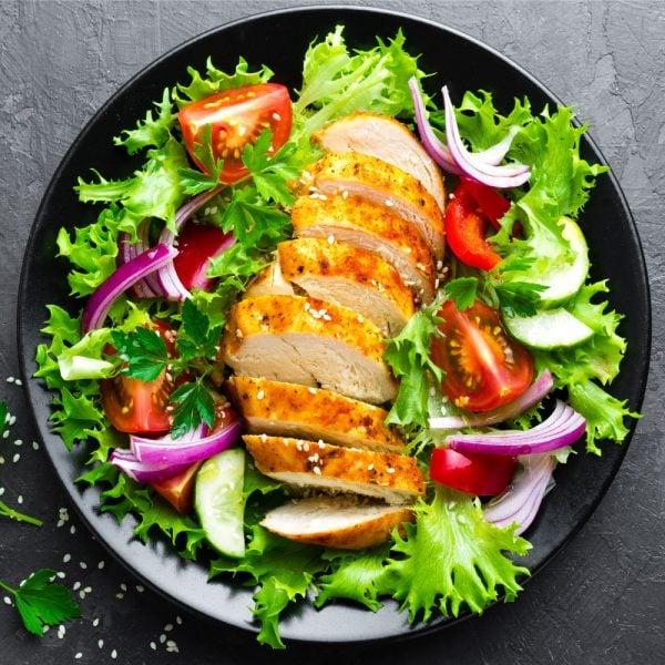 3 Step Chicken Salad Recipe
