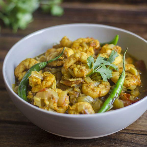 Authentic Goan Prawn Curry Recipe