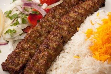 Chelo Kebab Recipe
