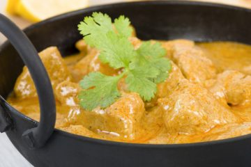 Creamy Chicken Korma Recipe