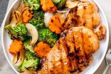 Chicken Steak Recipe