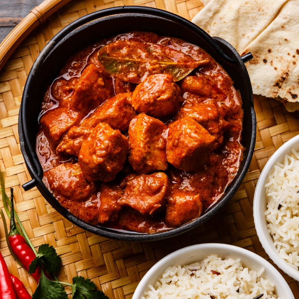 Chicken Tikka Masala Recipe Spicy And Creamy Chicken Tikka Masala Licious