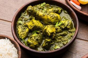 Chutney chicken curry