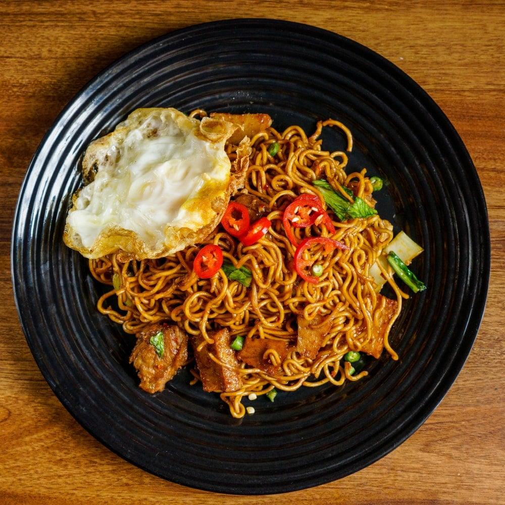 Egg Noodles Recipe How To Make Egg Noodles Licious