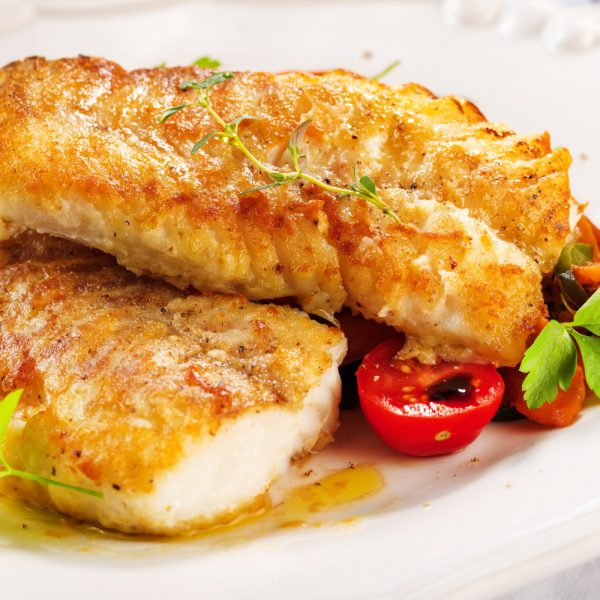 Fish Fry in Oven Recipe