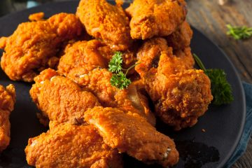 Fried Chicken Wing Recipe