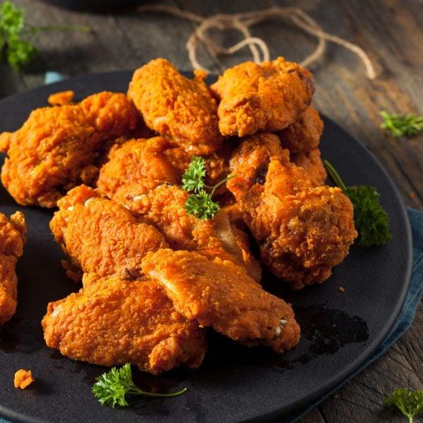 Fried Chicken Wing Recipe