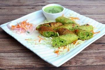 Chicken Hara Bhara Kebab Recipe