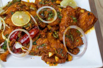 Hyderabadi Special Apollo Fish
