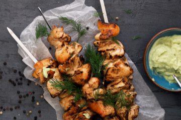 Chicken Kebab Sticks Recipe