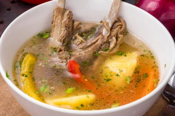 Lamb Soup recipe