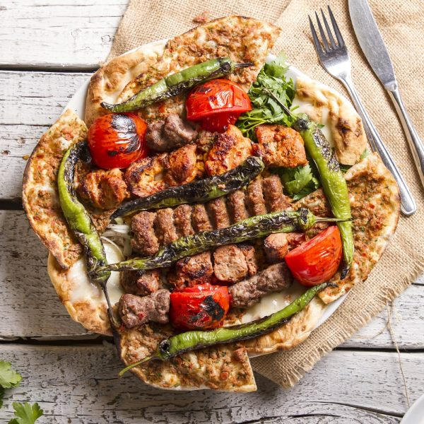 Lebenese Kebab recipe