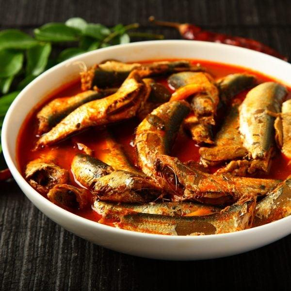 Malabar Matthi Curry Recipe