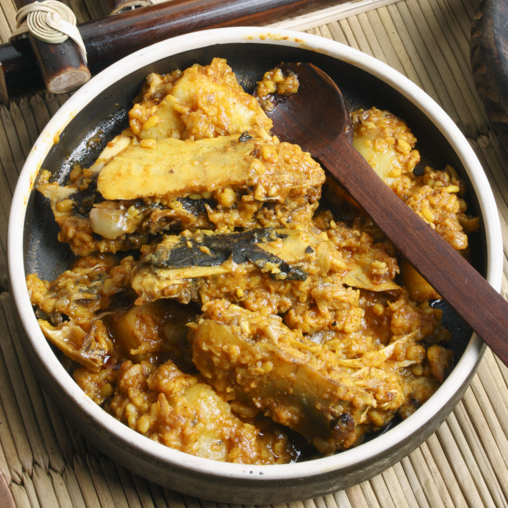 Muri Ghonto Recipe