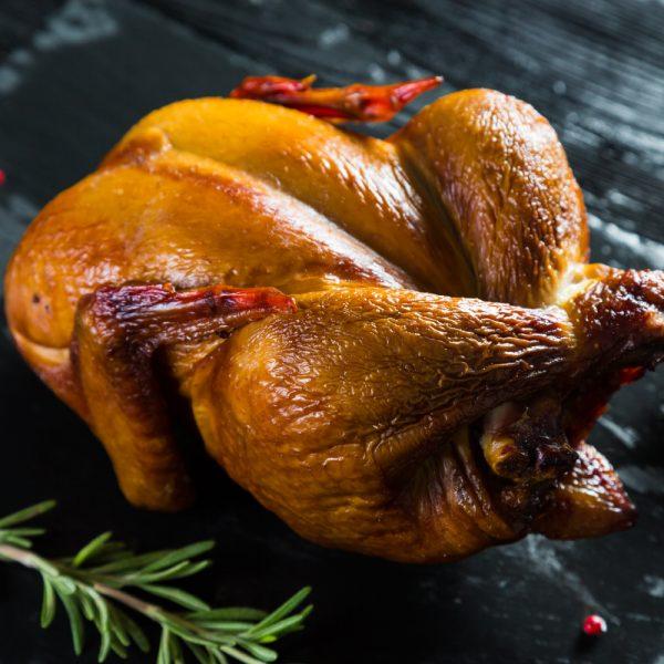 Smoked Chicken Recipe