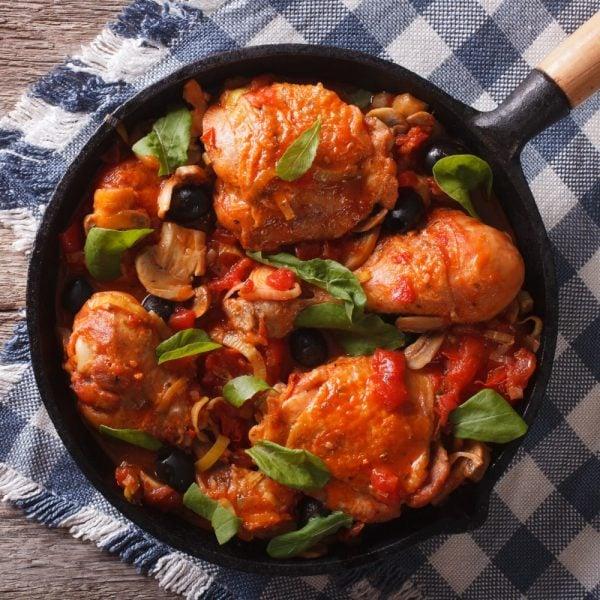 Spanish Chicken Recipe
