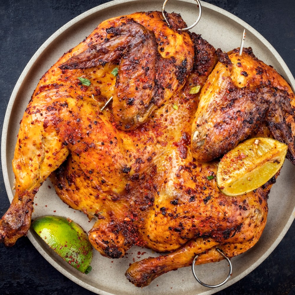 Spatchcock Chicken Recipe