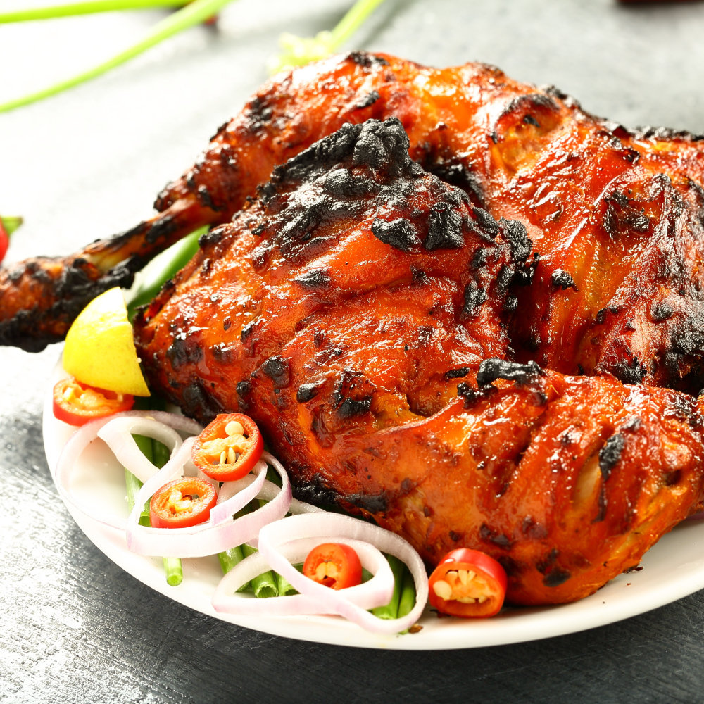 Tandoori Chicken Recipe Tandoori Chicken Without Tandoor Or Oven Licious
