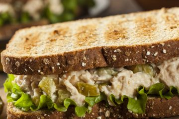 Tuna Fish Sandwich Recipe