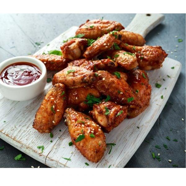 Spicy Buffalo Wings Recipe