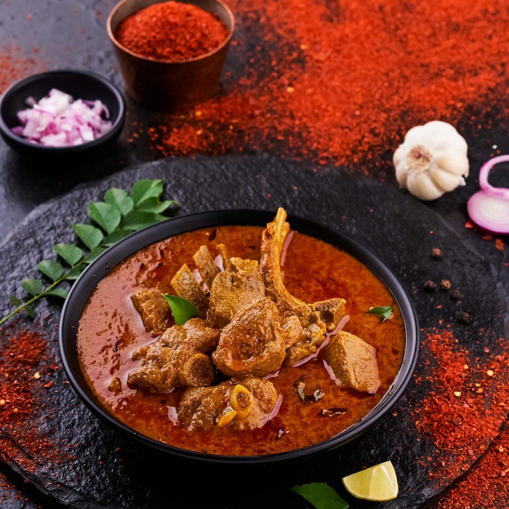 Saoji Mutton Curry