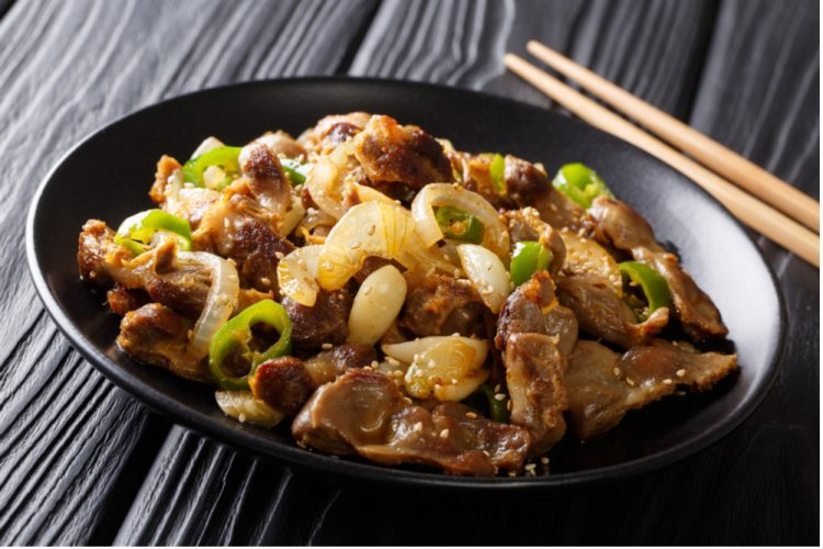 Easy Tips To Cook Chicken Gizzard