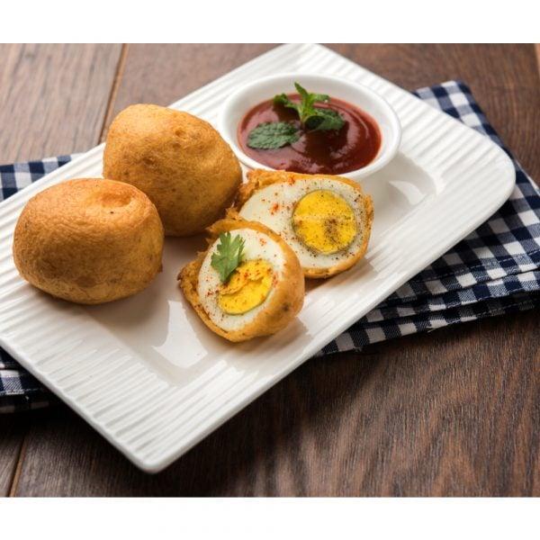 Egg Pakoda