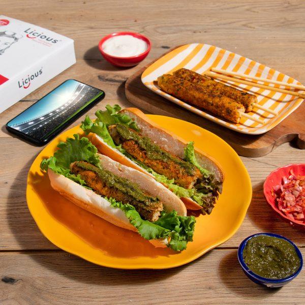 Kebab & Chatni