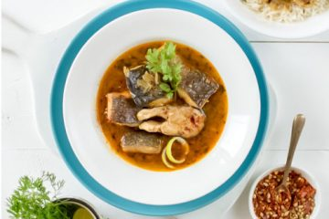 Himalayan Trout Curry