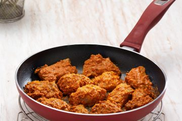 Bangalore Chicken Ghee Roast