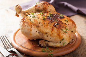 Thyme & Paprika Chicken Whole